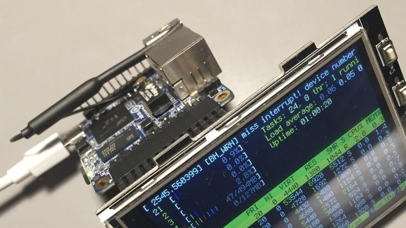 IoT-Geräte mit Display sollen Ubuntus Mir benutzen.
