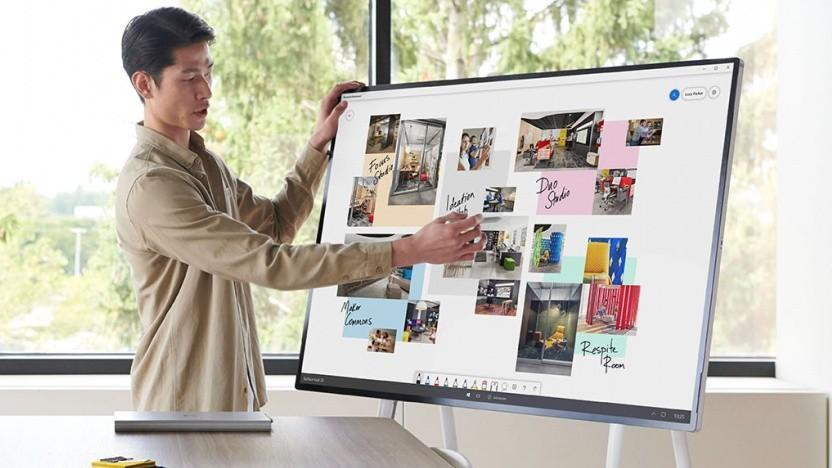 Das Surface Hub 2 wird modular.