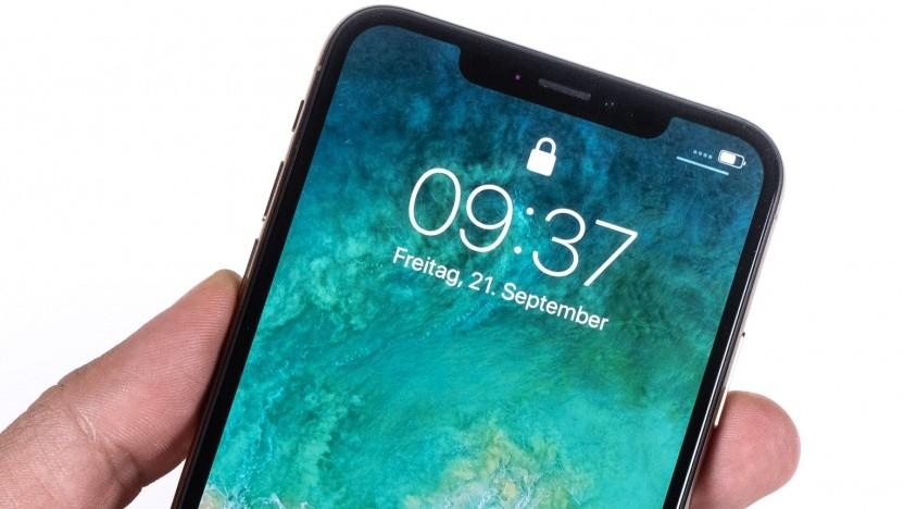 Apples iPhone Xs Max mit Schwächen beim Empfang