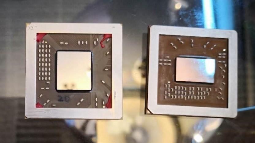 Aktuelle CPUs von Zhaoxin