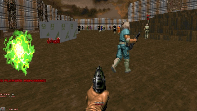 Battle Royale in Doom 2