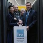 SuperMUC-NG: Ministerpräsident Söder nimmt Supercomputer in Betrieb