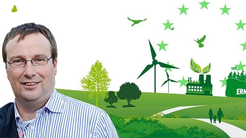 Oliver Krischer, Stellvertretender Vorsitzender der Grünen im Bundestag