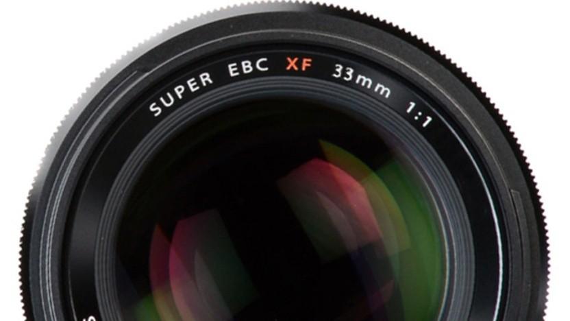 Fujifilm XF33mm F1 R