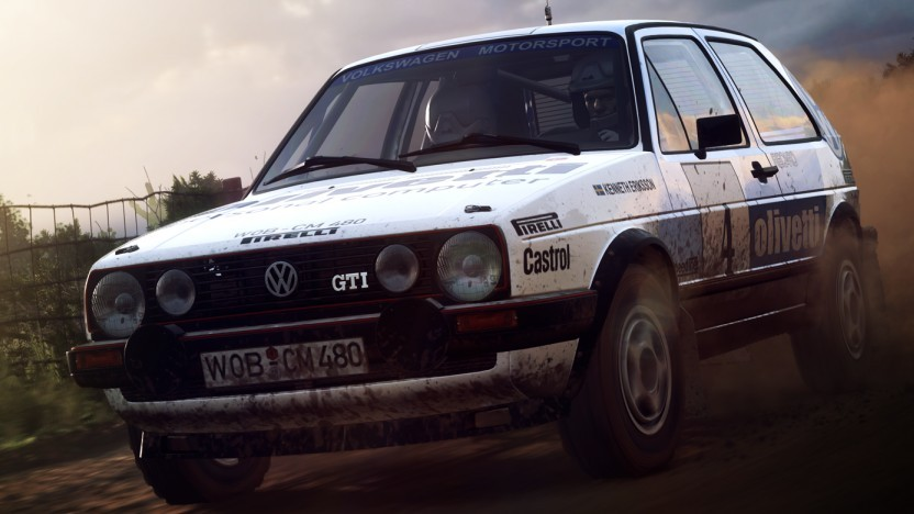 Artwork von Dirt Rally 2.0