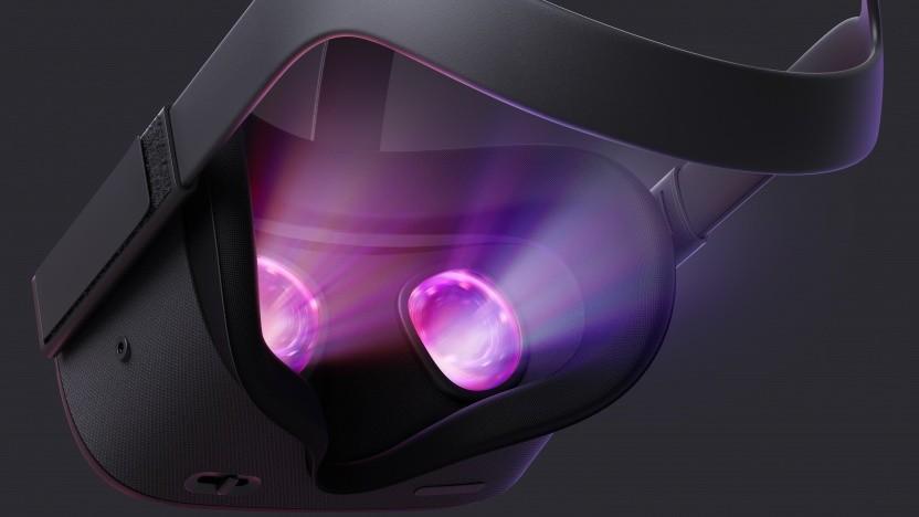 Artwork von Oculus Quest