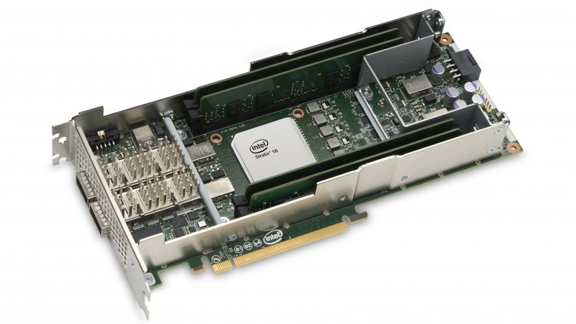 Programmable Acceleration Card mit Stratix 10 SX