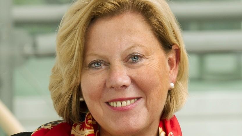 Die niedersächsische Datenschutzbeauftragte Barbara Thiel
