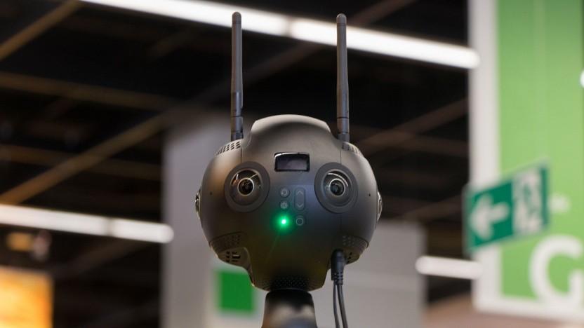 360-Grad-Kamera Insta 360 Pro 2: Plugin für Adobe Premiere Pro