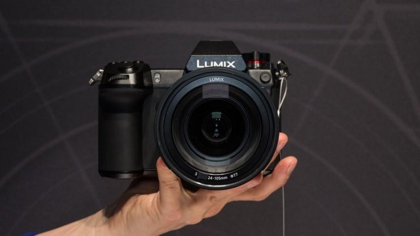 Lumix S1 von Panasonic: Autofokus mit künstlicher Intelligenz