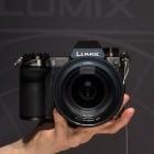 Lumix S1: Panasonic zeigt Vollformatkamera für Profis