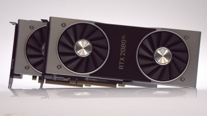 Geforce RTX 2080 Ti und Geforce RTX 2080