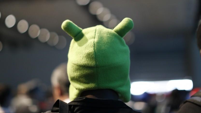 Ob sich unter der Android-Haube Spyware befindet?