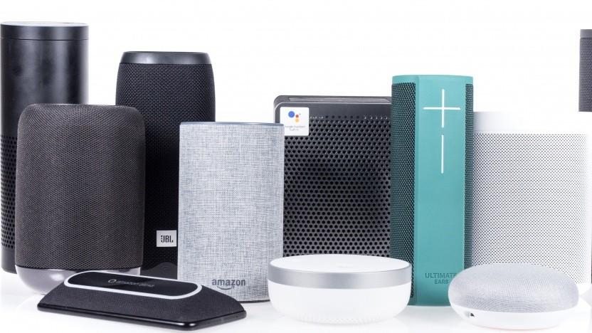 Die Auswahl smarter Lautsrpecher wird immer größer.