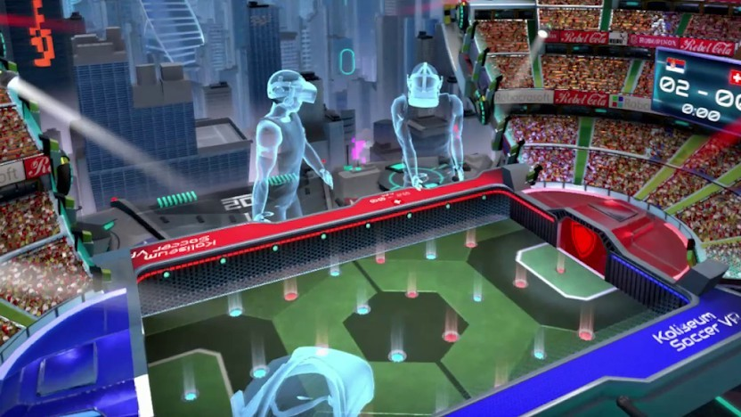 Artwork von Koliseum Soccer VR