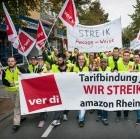 Vor Feiertag: Mehrtägiger Streik an fünf Amazon-Standorten