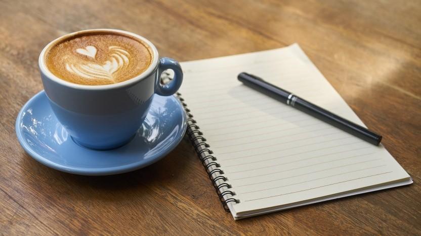 Studenten können ihren Kaffee auch mit Daten bezahlen.
