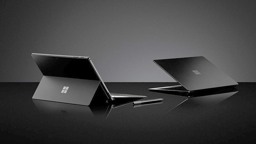 Surface Pro 6 und Surface Laptop 2