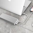 Hyperjuice: Akkupack mit USB-C lädt Tablets und Notebooks auf