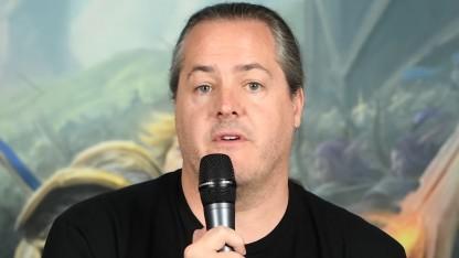 Blizzard-Chef J. Allen Brack reduziert die Strafe für die Meinungsäußerung eines E-Sportlers.