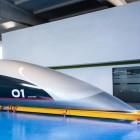 Transport: Hyperloop TT stellt erste Kapsel fertig
