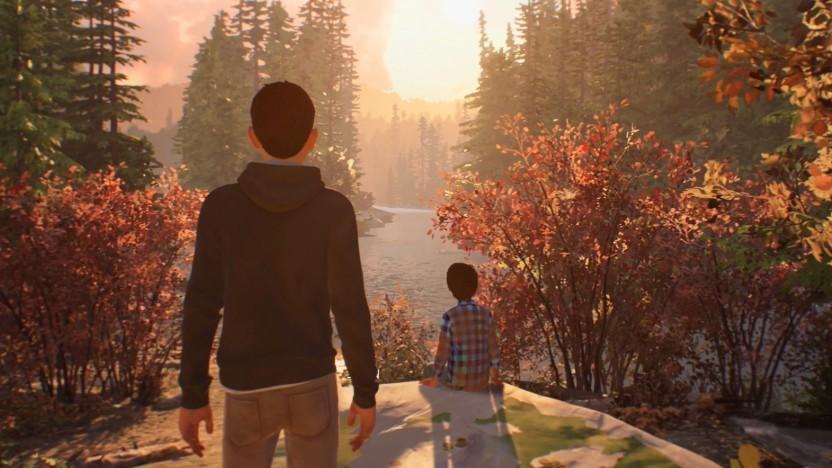 Sean und Daniel sind in Life is Strange 2 unterwegs durch die USA.