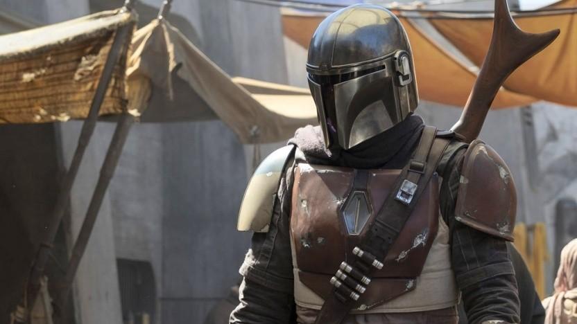 Erstes offizielles Foto aus Star Wars: The Mandalorian.