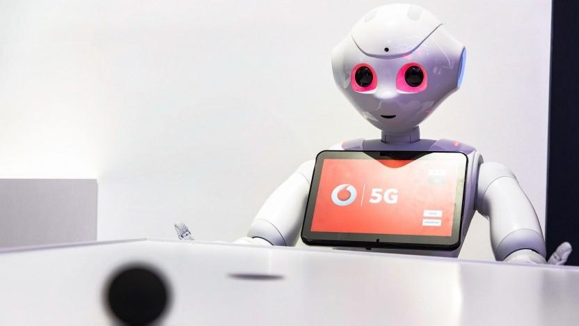 5G ist nicht für Roboter