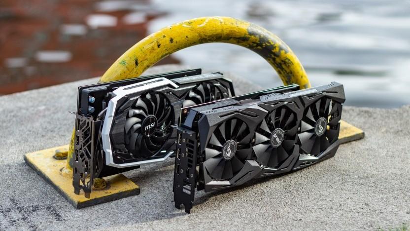Geforce RTX 2070 von Asus und MSI