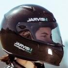 Jarvish: Motorradhelm bringt Alexa in den Kopf
