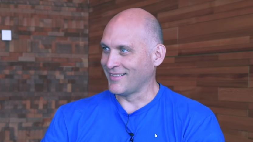 Greg Kroah-Hartman leitet derzeit die Entwicklung des Hauptzweiges von Linux.