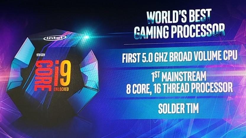 Der 9900K ist zwar de facto die schnellste Gaming-CPU, aber die Messwerte sind irreführend.