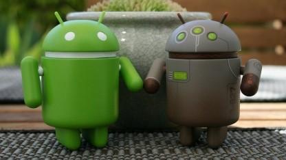 Google muss für die Google-Apps unter Android künftig Geld verlangen.