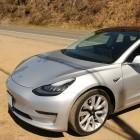 Probefahrt mit Tesla Model 3: Wie auf Schienen übers Golden Gate