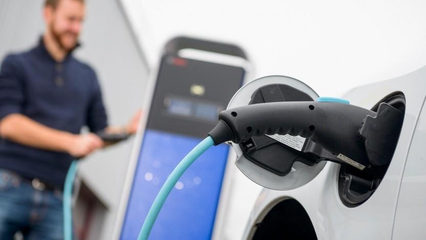 Bosch steigt ins Carsharing mit Elektrotransportern ein.