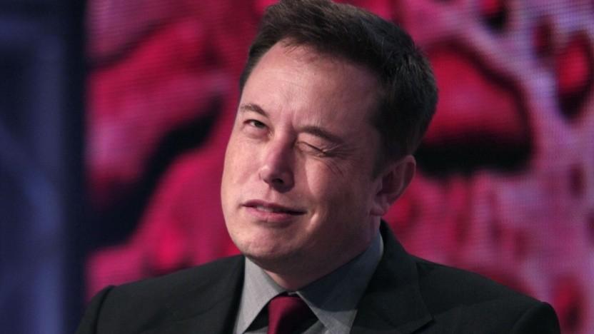 Tesla-Chef Elon Musk: Das war nur ein Schreibfehler.