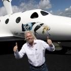 Raumfahrt: Virgin Galactic fliegt bald in den Weltraum