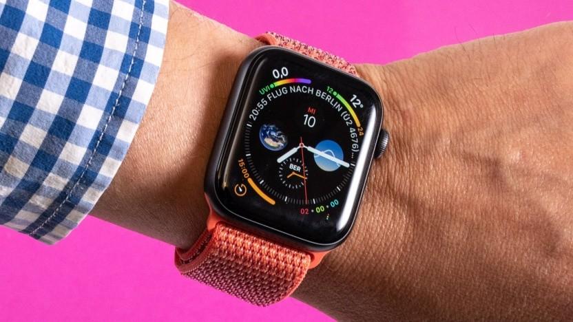 Der Funktionsumfang der Apple Watch 4 ist in Deutschland zum Marktstart noch nicht komplett.