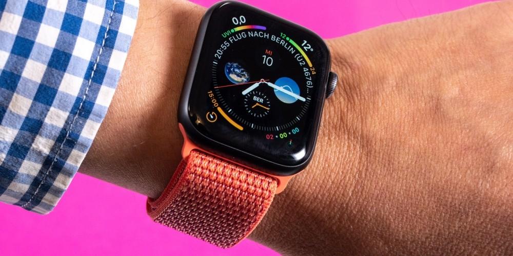 Apple Watch im Test: Auch ohne EKG die beste Smartwatch
