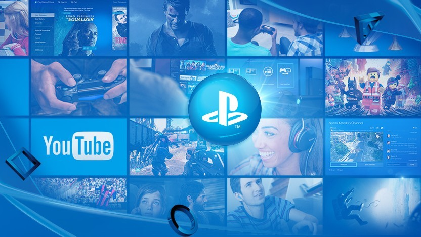 Artwork des Playstation Network