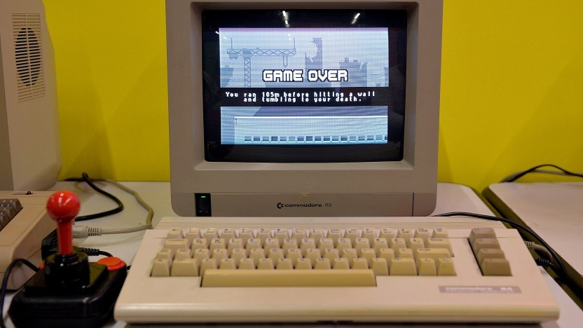 Der Computerklassiker Commodore 64
