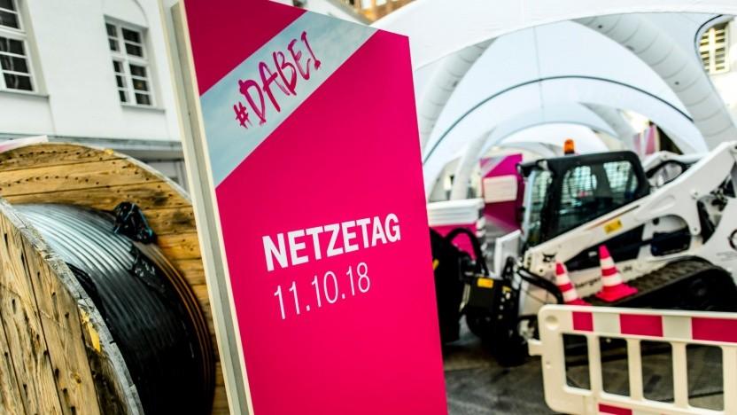 Der Netzetag 2018 der Telekom
