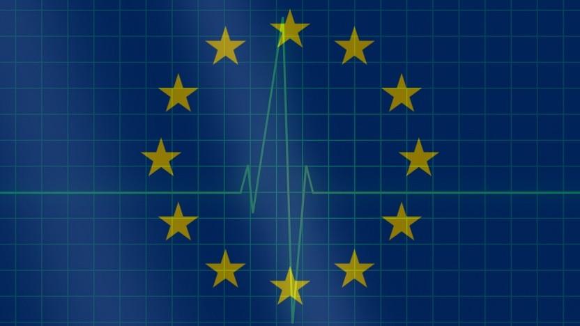 Die EU standardisiert Frequenzen für RFID.