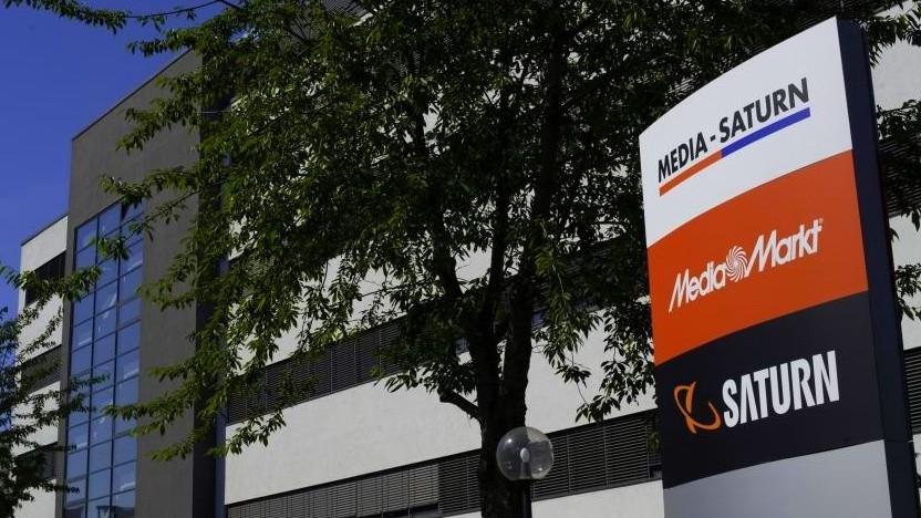 Die Marken der Metro-Saturn-Holding GmbH.