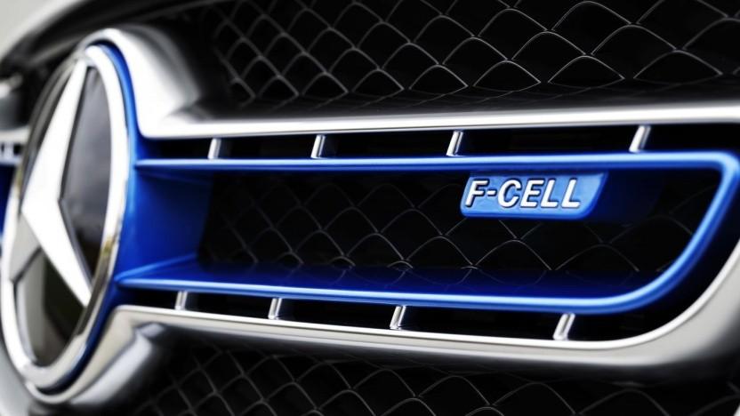 Daimler will mehr Brennstoffzellen-Autos bauen.