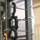 Rettungseinsätze: Schlangenroboter windet sich Leiter hinauf