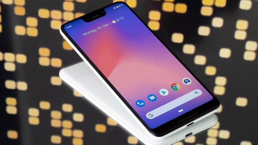 Das neue Pixel 3 XL von Google