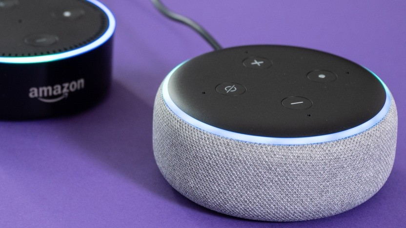 Amazons neuer Echo Dot im Video