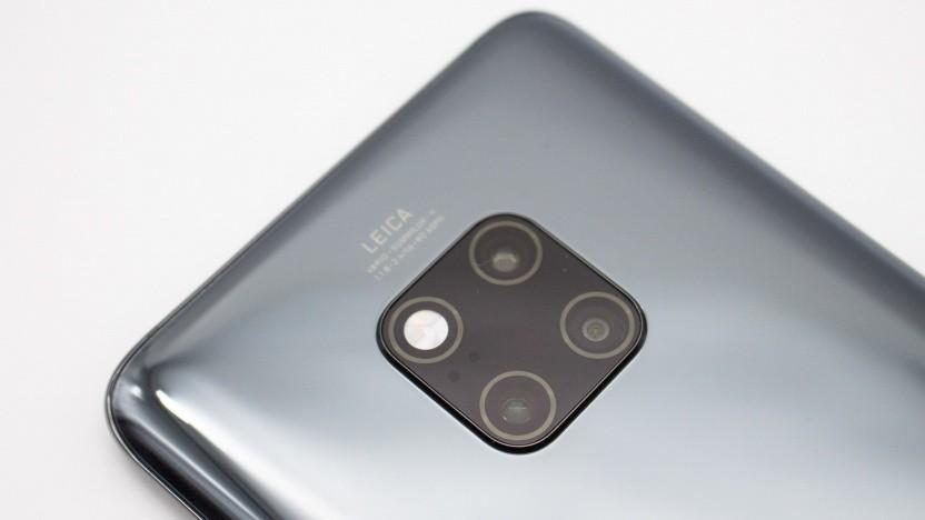 Das neue Mate 20 Pro von Huawei