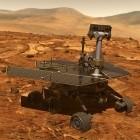 Raumfahrt: Winterstürme sollen Marsrover Opportunity wieder aufwecken
